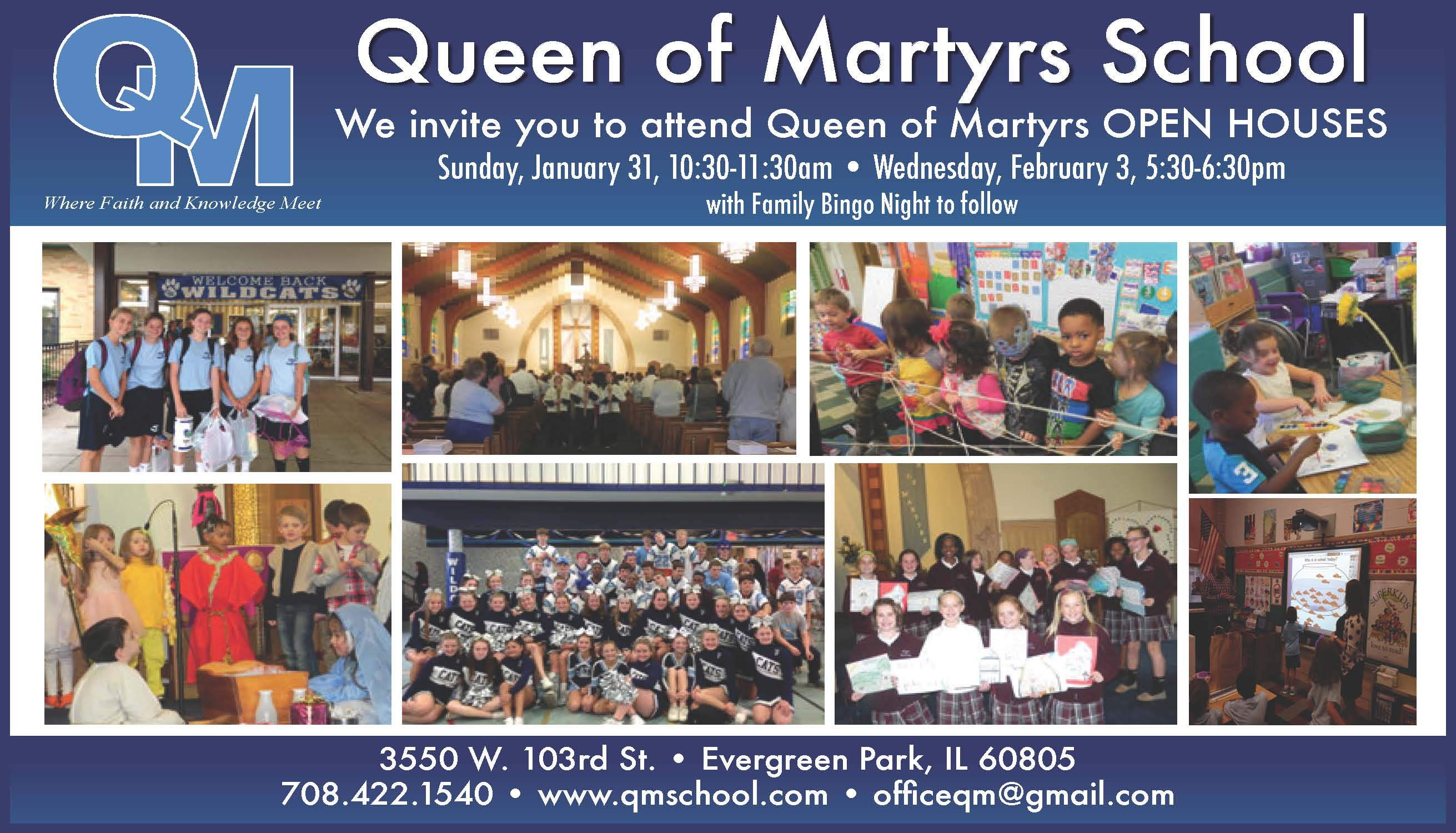 Visit our Parish School!
